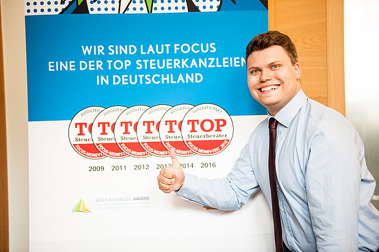 Focus Money Top Steuerberater - Kanzlei Gernoth